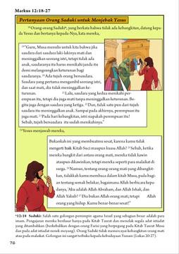 Markus 12:18-27