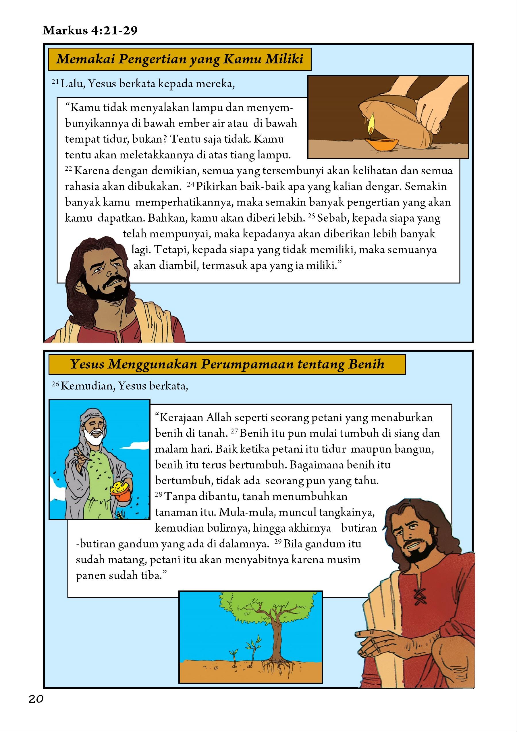 Markus 4:21-29