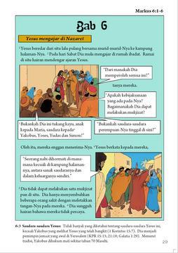 Markus 6:1-6