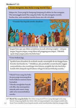 Markus 6:7-13