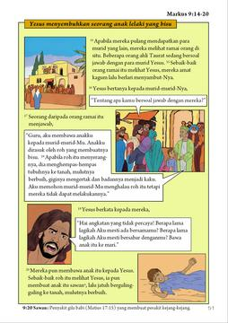 Markus 9:14-20