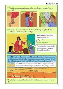 Markus 9:27-32