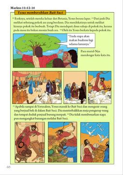 Markus 11:12-16