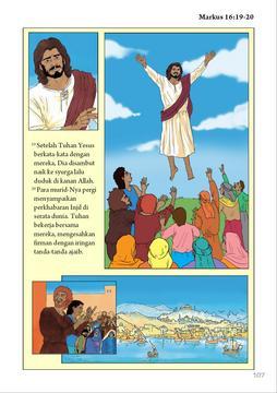 Markus 16:19-20